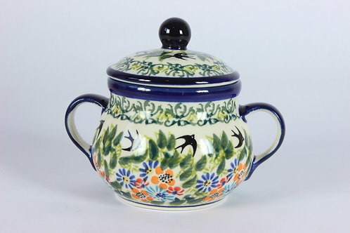 "Sugar bowl ""swallows"""