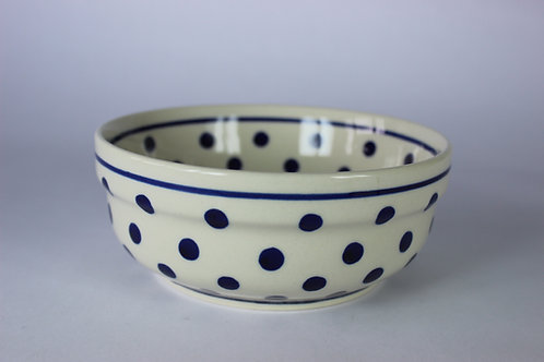 """Serving bowl 0.6l """"polka dot"""""""
