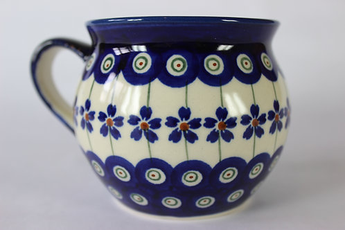 "Farmer's mug (medium) ""forget-me-not"""
