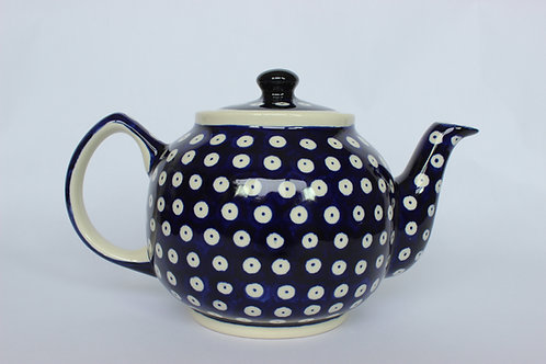 "Teapot 1l ""blue eyes"""