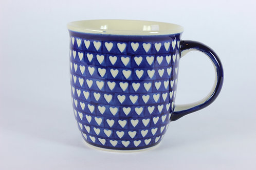 "Mug 0.35l ""hearts"""