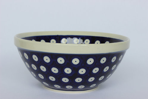 "Soup/cereal bowl ""blue eyes"""