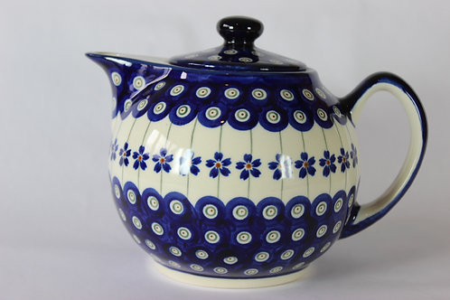 """Teapot 1l """"forget-me-not"""""""