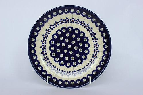 "Side plate ""forget-me-not"""