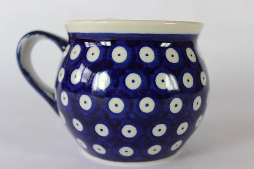 """Farmer's mug (medium) """"blue eyes"""""""