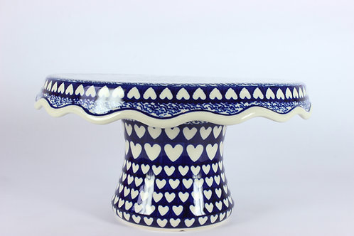 "Cake stand ""large hearts"""