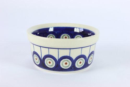 "Ramekin / dip bowl ""peacock's eyes"""