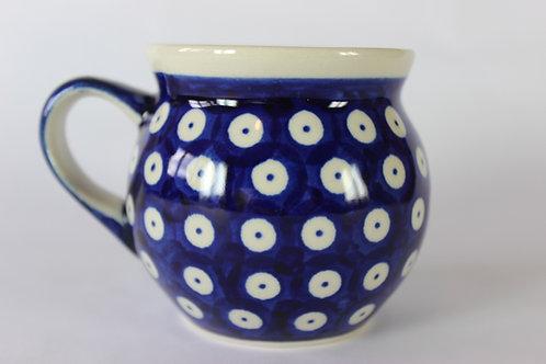 "Farmer's mug (small) ""blue eyes"""