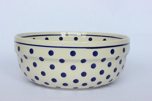 """Serving bowl 1.5l """"polka dot"""""""