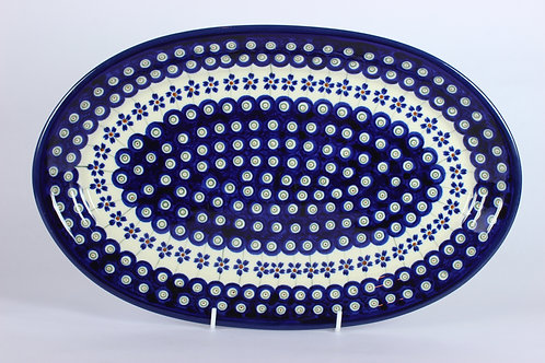 "Platter XL""forget-me-not"""