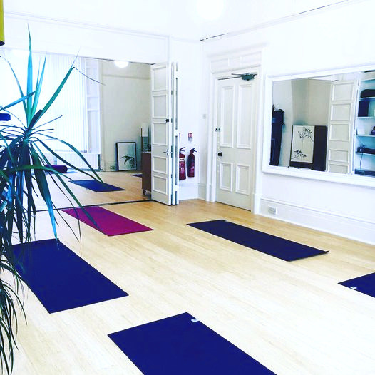 Our Yoga Room