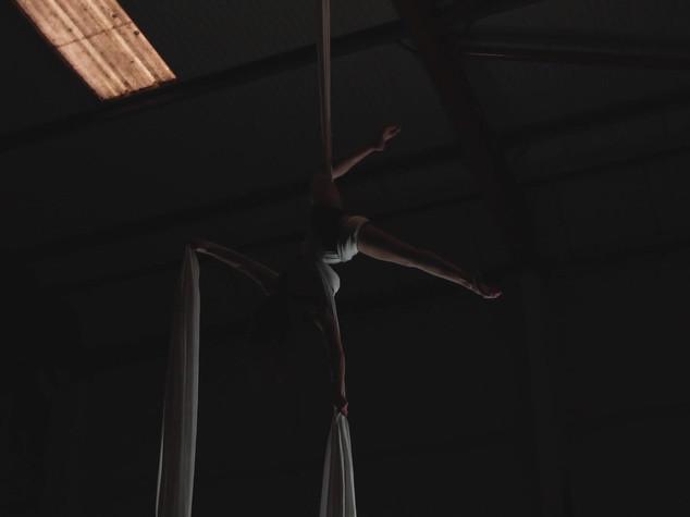 Holly Plumley's  Aerial Acrobatics