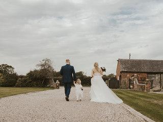 Jess & Charles Wedding