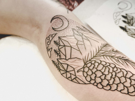 James Armstrong Tattoo