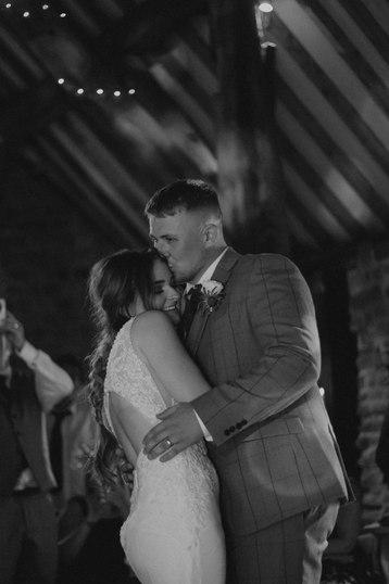 Joy & Lewis, Wedding