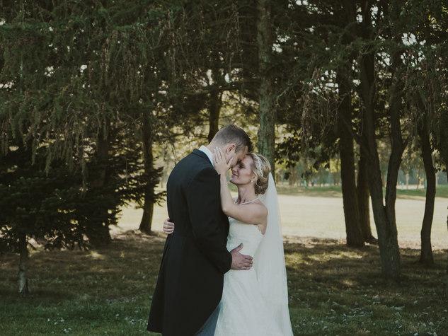 Milena & Ed wedding photo