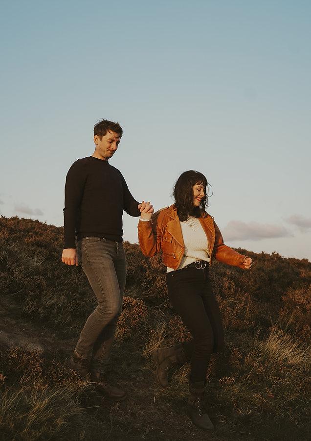 Dan & Alanah's Mini Adventure Shoot