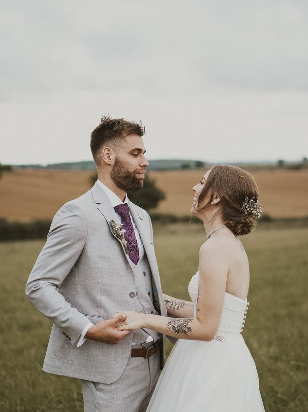 Jonas & Olivia, Wedding