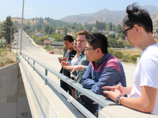 UCLA Practicum students team up with CWH