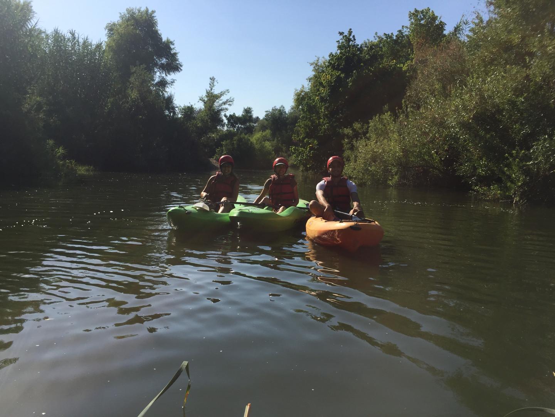 Sepulveda Basin kayak tour