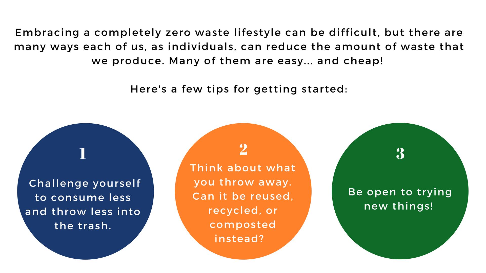 SummerScienceFriday   Reducing Your Trash Footprint