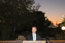 Master of Ceremonies, David Nahai