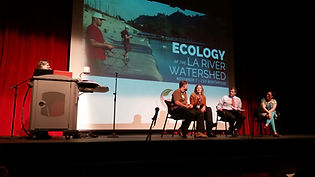 Ecology of the LA River Watershed