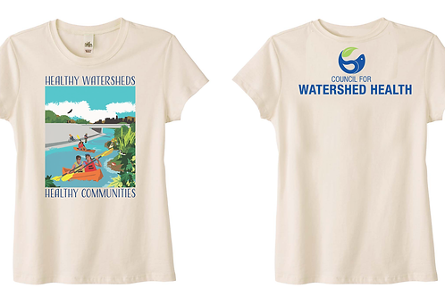 #HealthyWatersheds #HealthyCommunities T-shirt