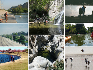 #SummerScienceFriday: Where to recreate on the LA River