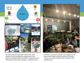 Koreatown Youth + Community Center teams up with the Council for Watershed Health on Community Dialo