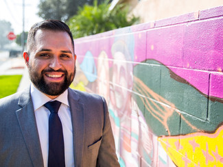 Looking Forward: David Diaz Avelar Builds Communities for a Resilient Tomorrow