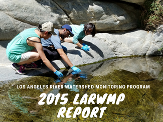 2015 LARWMP Annual Report Release