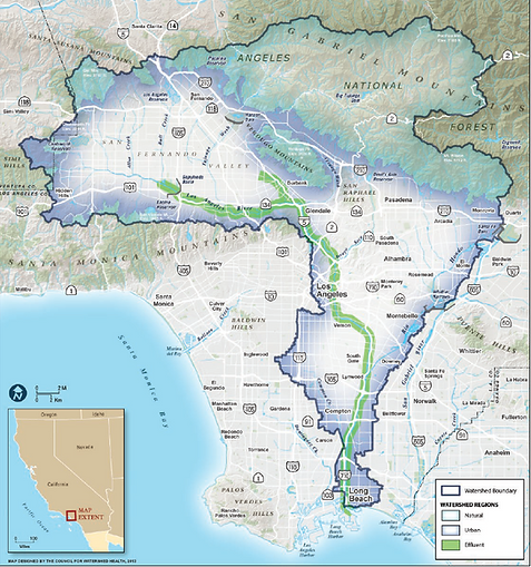 Los Angeles River Reports