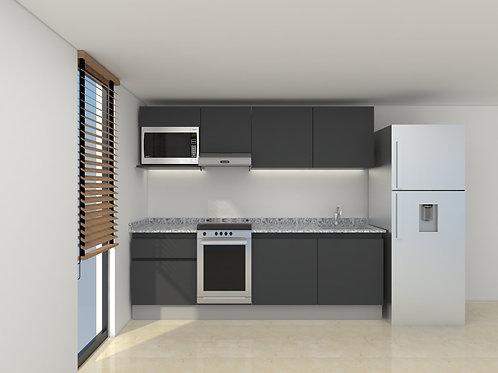 COCINA LINEAL ULTRA F 2.00