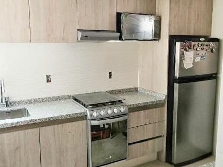 Materiales para puertas de cocinas