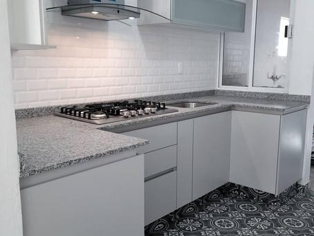 Limpieza, cuidados y mantenimiento de una cocina