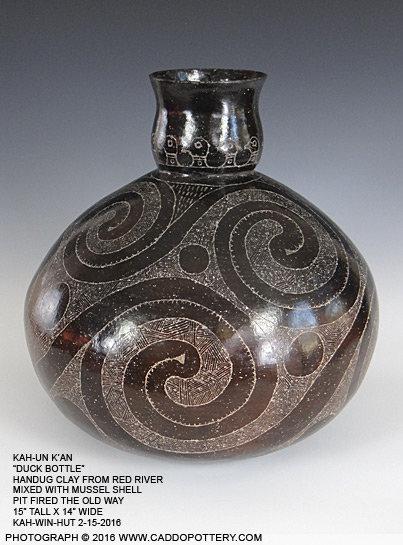 Kah'un K'an: Duck Bottle