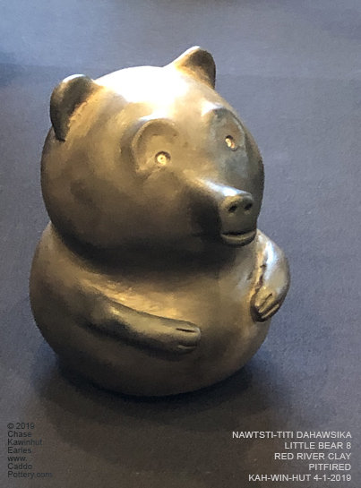 Nawtsititi Dahawsika: little Bear 8