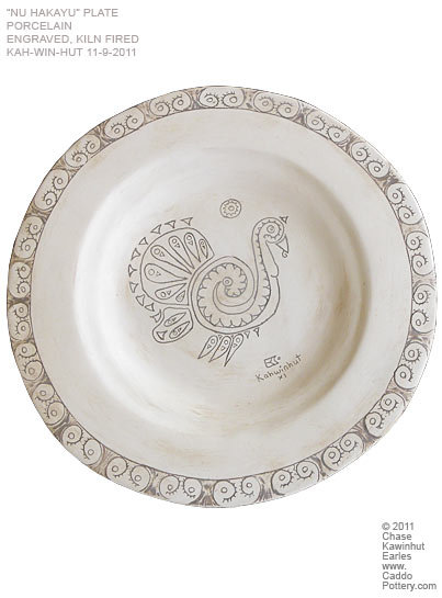 Nu' Hakayu: White Turkey Plate