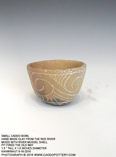 Small Caddo Bowl