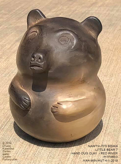 Nawtsititi Bissikah: Little Bear 7