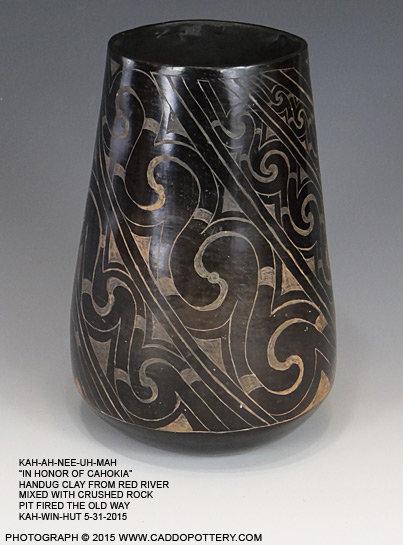Kah-ah-Nee-Un-Mah: In Honor of Cahokia