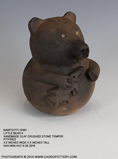 nawtsititi hiwii: Little Bear 4