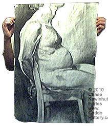 Figure Drawing: Man