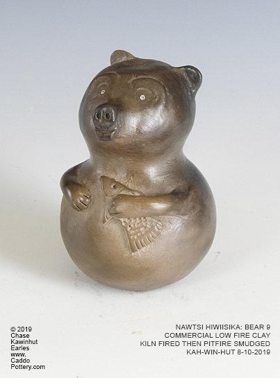 Nawtsi Hiwisika: Bear 9
