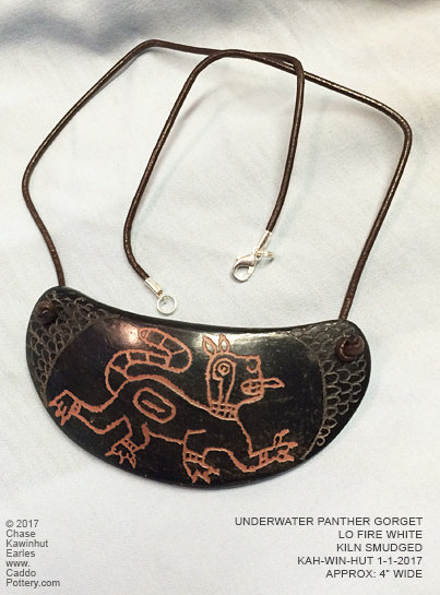 Panther Gorget