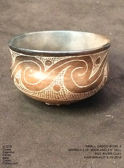 Small Caddo Bowl 3