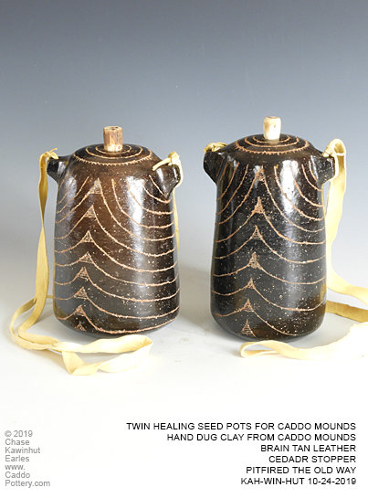 Twin Healing Pots