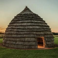 Caddo Grass House