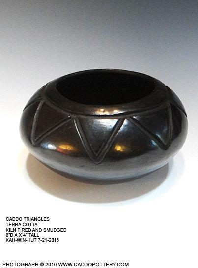 Caddo Triangles